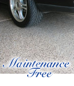 Maintenance-free floors