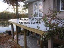Rubber Tuff Deck photo